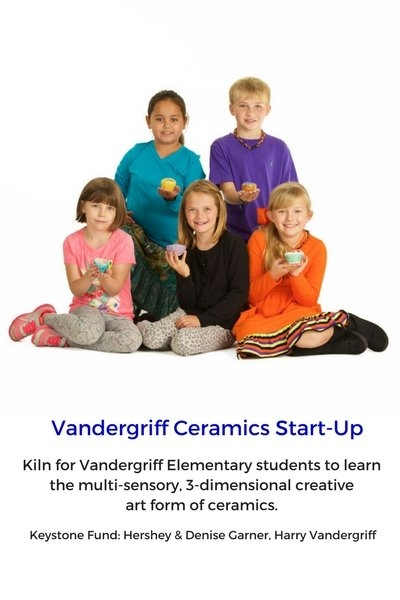 Vandergriff Ceramics Start-Up