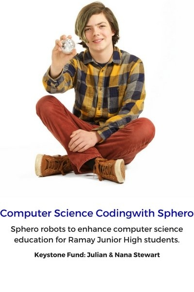 Computer Science Coding with Sphero