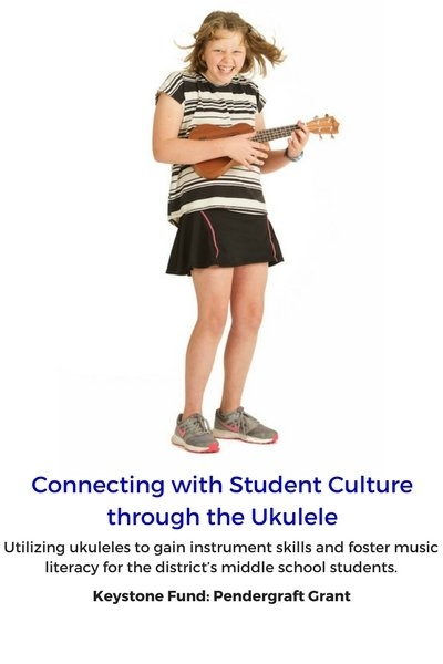 Connecting with Student Culture through the Ukulele