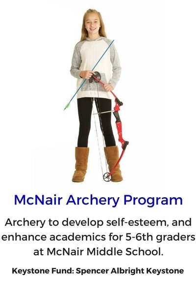 McNair Archery Program