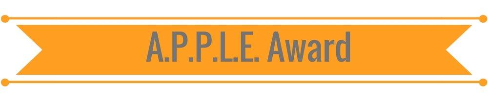 APPLE AWARD (2)